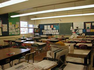 Mrs. Randall's's classroom